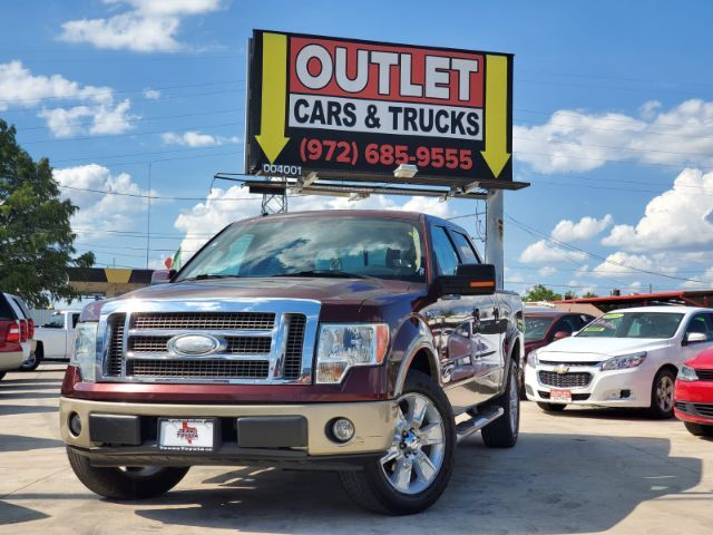 2009 Ford F-150 Lariat SuperCrew 6.5-ft. Bed 2WD Dallas TX