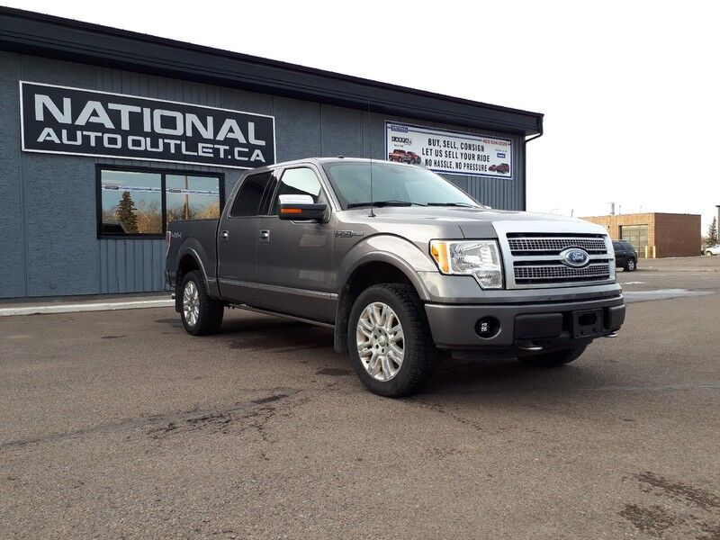 2009 Ford F-150 Platinum - NAVI, HEATED AND COOLED SEATS, CLEAN CARPROOF Lethbridge AB