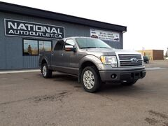 2009 Ford F-150 Platinum - NAVI, HEATED AND COOLED SEATS, CLEAN CARPROOF