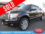 2009 Ford F-150 Platinum 4WD SuperCrew