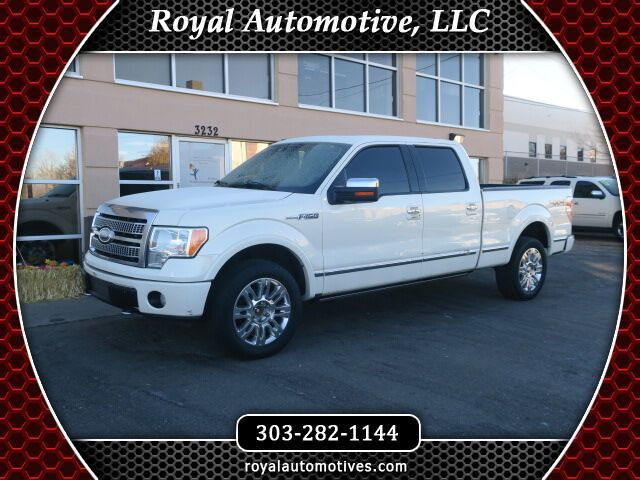 2009 Ford F-150 Platinum Englewood CO