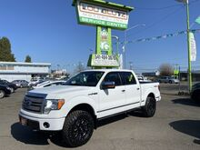 2009_Ford_F-150_Platinum_ Eugene OR