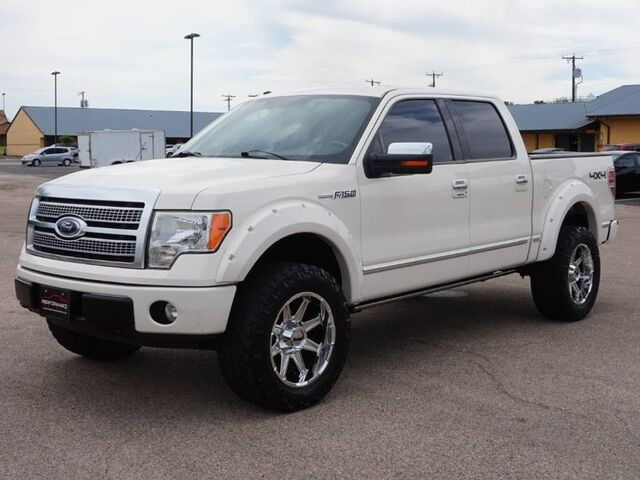 2009 Ford F-150 Platinum Killeen TX