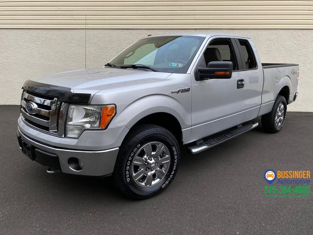 2009 Ford F-150 SuperCab - XLT 4x4 Feasterville PA