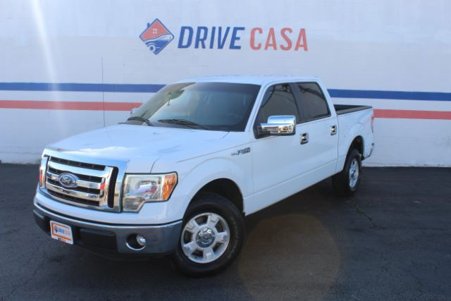 2009 Ford F-150 XL SuperCrew 5.5-ft. Bed 2WD Dallas TX