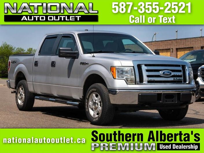 2009 Ford F-150 XLT- NEW CAM PHASER,S - VERY CLEAN TRUCK Lethbridge AB