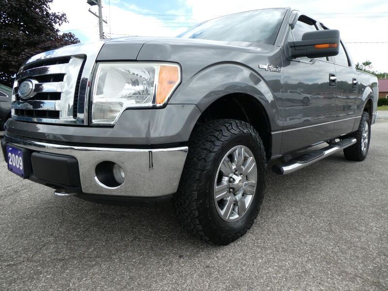 2009 Ford F-150 XLT 4X4 4.6L *AS-IS* Essex ON