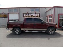 2009_Ford_F-150_XLT SuperCrew 5.5-ft. Bed 4WD_ Idaho Falls ID