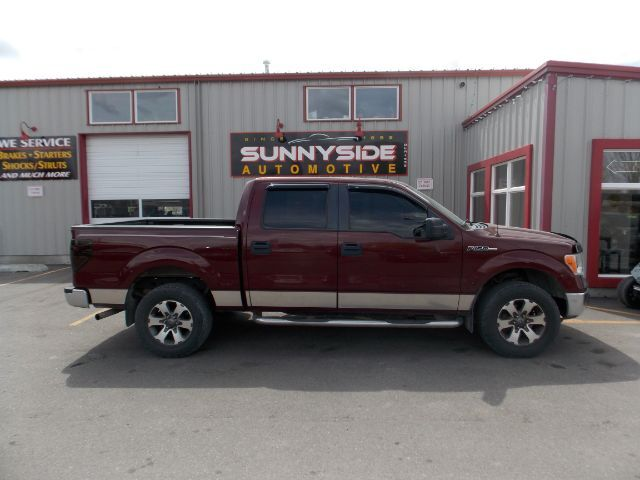 2009 Ford F-150 XLT SuperCrew 5.5-ft. Bed 4WD Idaho Falls ID