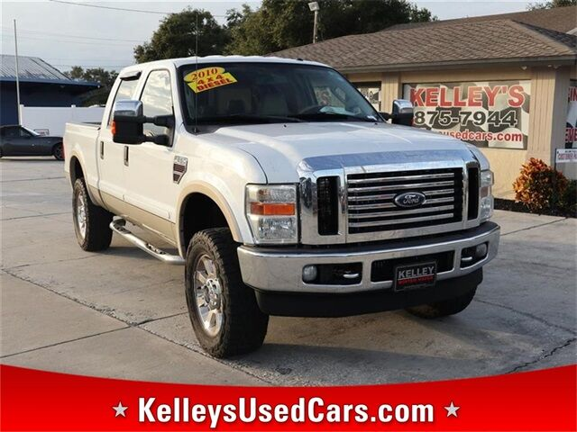 2009 Ford F-250SD Lariat