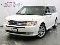 2009_Ford_Flex_Limited / 3.5L V6 Engine / AWD / Rear View Camera / Sunroof / Bluetooth_ Addison IL