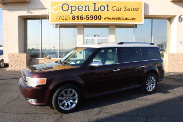 2009 Ford Flex Limited FWD Las Vegas NV