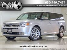 2009_Ford_Flex_Limited NAVI BACKUP CAMERA LEATHER SUNROOF REAR ENTERTAINMENT PKG ONE OWNER_ Chicago IL