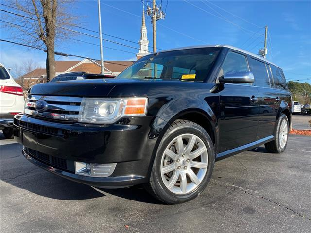 2009 Ford Flex Limited, REAR ENTERTAINMENT, PANO ROOF, LEATHER Raleigh NC