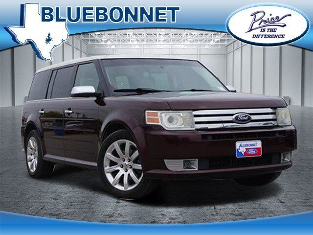 2009 Ford Flex Limited San Antonio TX