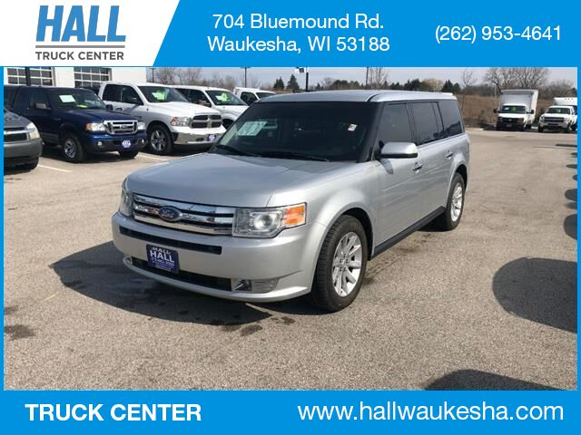 2009 Ford Flex SEL AWD with Vista Moonroof Waukesha WI