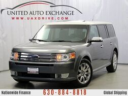 2009_Ford_Flex limited AWD_Limited With Navigation with 3rd Row seat_ Addison IL