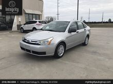 2009_Ford_Focus_SE_ Wichita KS
