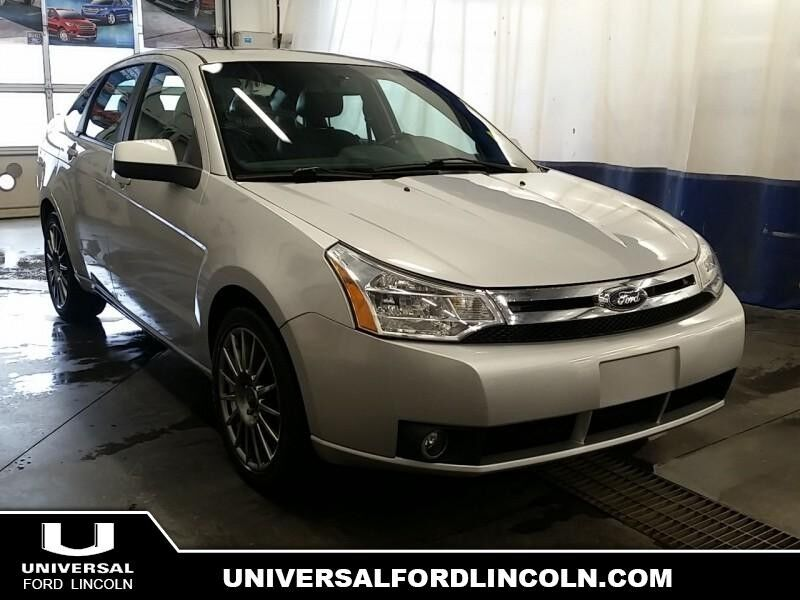 2009 Ford Focus SES  - Low Mileage Calgary AB