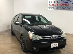 2009_Ford_Focus_SES AUTOMATIC BLUETOOTH LEATHER STEERING WHEEL CRUISE CONTROL ALLOY WHEELS_ Carrollton TX
