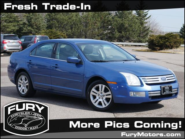 2009 Ford Fusion 4dr Sdn V6 SEL FWD St. Paul MN