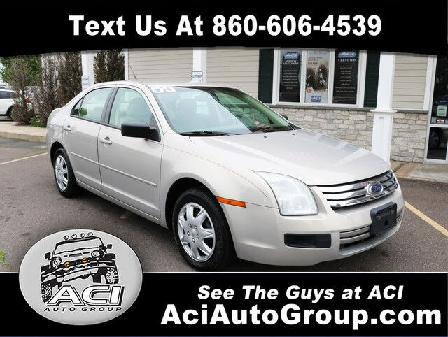 2009 Ford Fusion S East Windsor CT