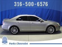 2009_Ford_Fusion_SE_ Wichita KS
