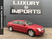 2009_Ford_Fusion_SE_ Leavenworth KS