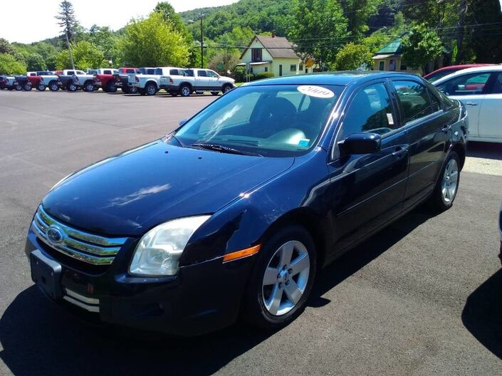 2009 Ford Fusion SE Rock City NY