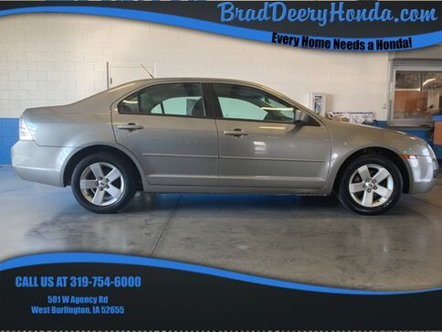 2009_Ford_Fusion_SE_ West Burlington IA