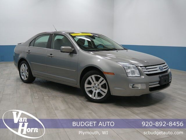 2009 Ford Fusion SEL Plymouth WI