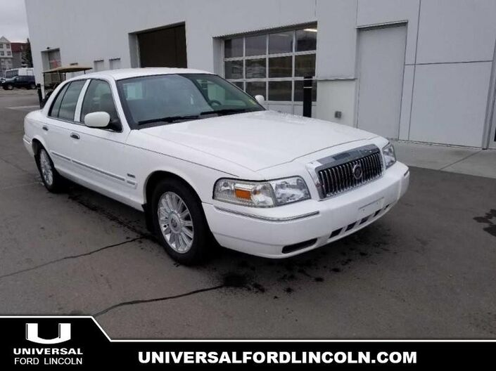 2009 Ford Grand Marquis LS Ultimate Calgary AB