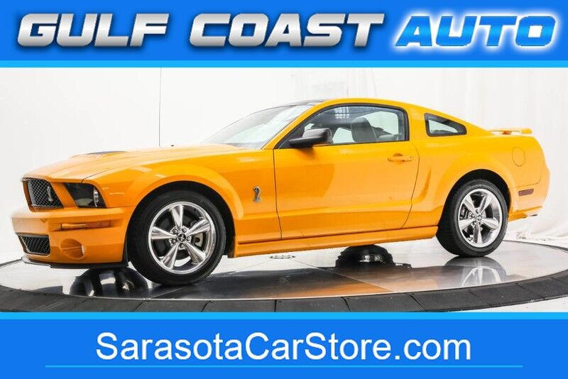2009_Ford_MUSTANG_GT YELLOW !!! SUNROOF ONLY 27K MILES RARE LIKE NEW !!_ Sarasota FL
