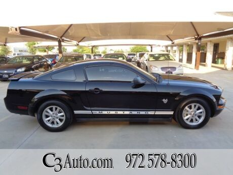 2009 Ford Mustang  Plano TX