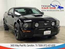 2009_Ford_Mustang_GT PREMIUM AUTOMATIC LEATHER HEATED SEATS SHAKER AUDIO POWER DRIVER SEAT_ Carrollton TX