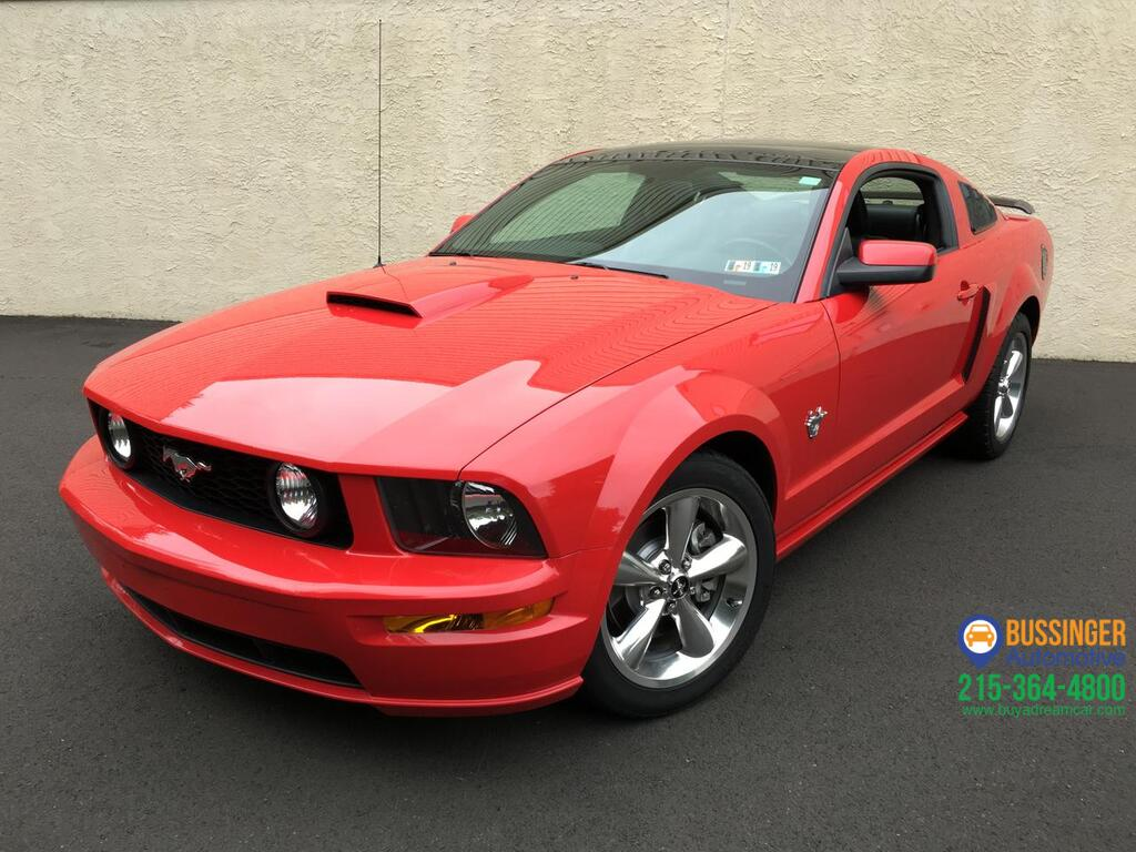2009 ford mustang gt premium feasterville pa