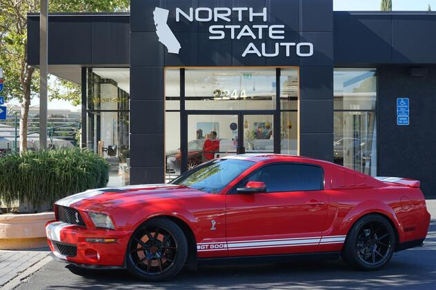 2009_Ford_Mustang_Shelby GT500_ Walnut Creek CA