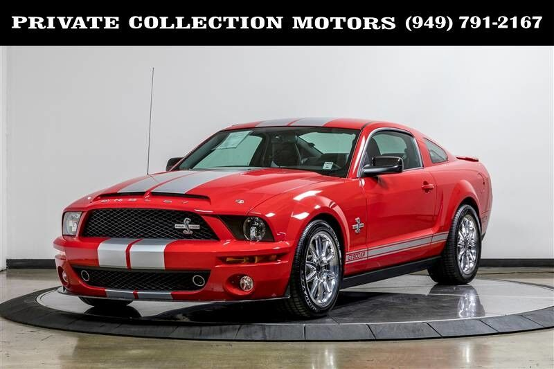 2009_Ford_Mustang_Shelby GT500KR 1 Owner Clean Carfax_ Costa Mesa CA