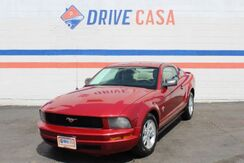 2009_Ford_Mustang_V6 Coupe_ Dallas TX
