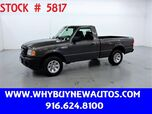 2009 Ford Ranger ~ Only 10K Miles!