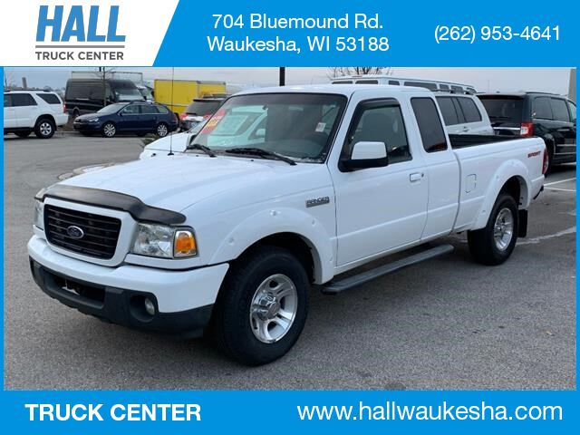 2009 Ford Ranger 2WD 2DR SUPERCAB 126  SPO Waukesha WI