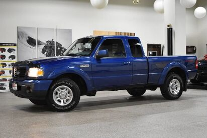 2009_Ford_Ranger_Sport_ Boston MA