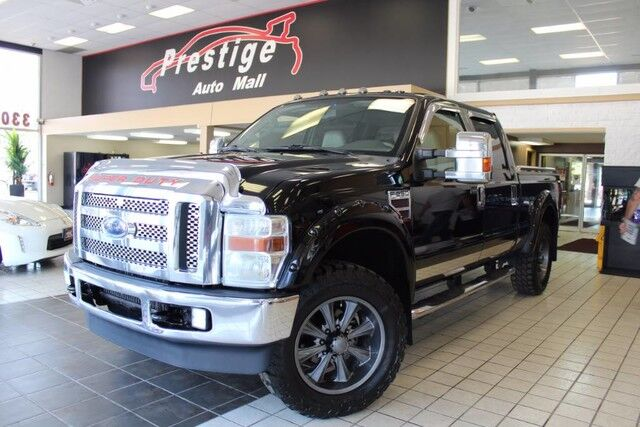 2009 Ford Super Duty F-250 SRW Lariat - Diesel, Heated Leather Seats Cuyahoga Falls OH