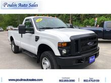 2009_Ford_Super Duty F-250 SRW_XL_ Barre VT
