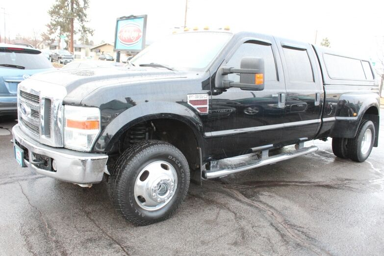 2009 Ford Super Duty F-350 DRW 4WD Crew Cab 172  Lariat Bend OR