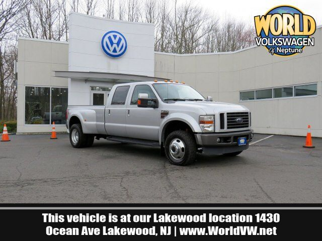 2009 Ford Super Duty F-350 DRW Lariat Neptune NJ