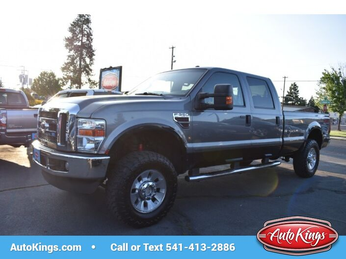 2009 Ford Super Duty F-350 SRW 4WD Crew Cab 172 Lariat Bend OR