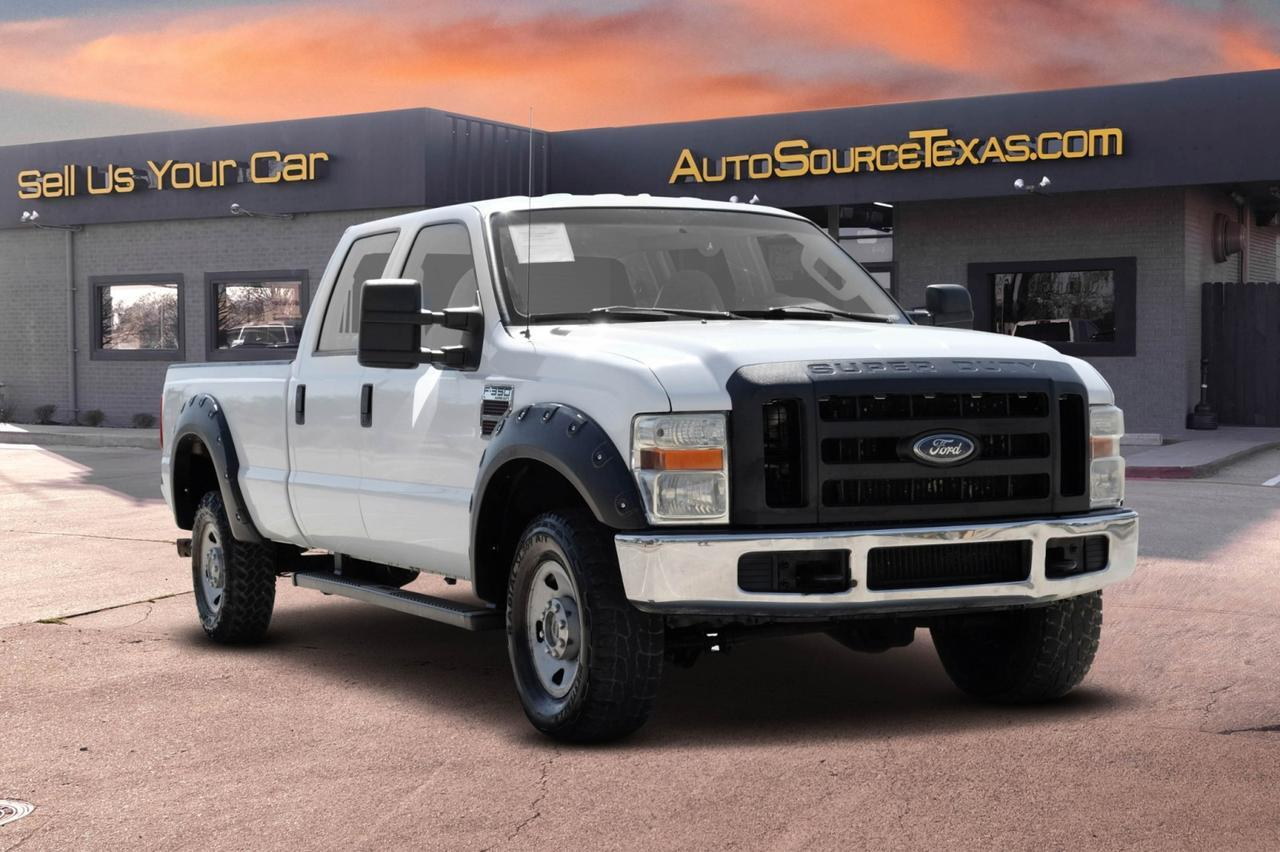 2009 Ford Super Duty F-350 SRW XL Richardson TX