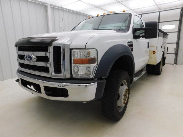 2009 Ford Super Duty F-550 DRW 4WD Reg Cab 141 WB 60 CA XL Manhattan KS