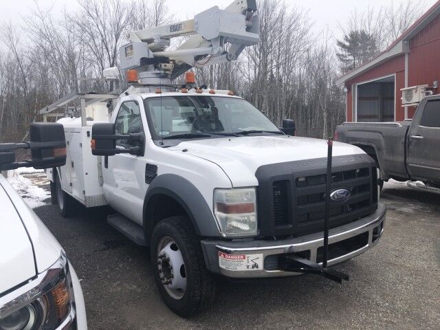 2009 Ford Super Duty F-550 DRW XL Sabattus ME